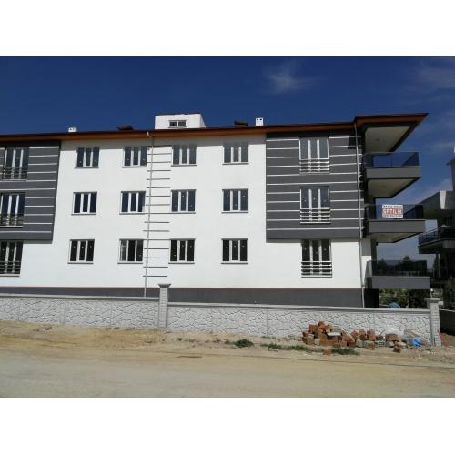 12 adet 2+1 116 m2 daireler